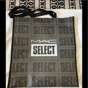 MAC COSMETICS Vinyl reusable shopping bag
